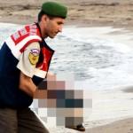 【悲劇】シリア難民の男の子の遺体がトルコ海岸漂着(※閲覧注意)