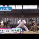 世界の頂点を目指す相撲ガール!野崎舞夏星