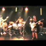 【JR連続放火犯】野田伊佐也容疑者のバンド(ACCA)のライブ映像!