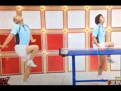 コロコロチキチキペッパーズの卓球ネタ