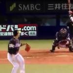 ヤクルト山田が日本シリーズで豪快3連発!