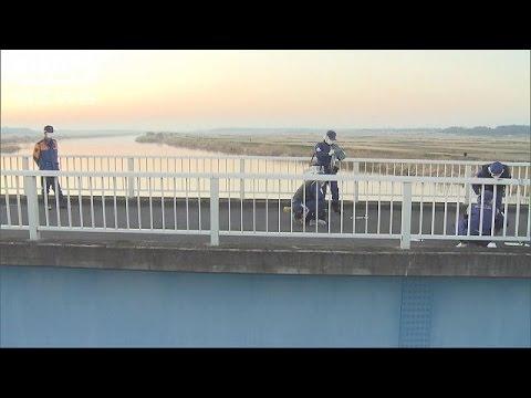 【超極悪】千葉・柏の川で17歳会社員死亡、少年の同僚4人の逮捕