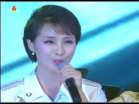 北朝鮮のミニスカ楽団 「モランボン楽団」