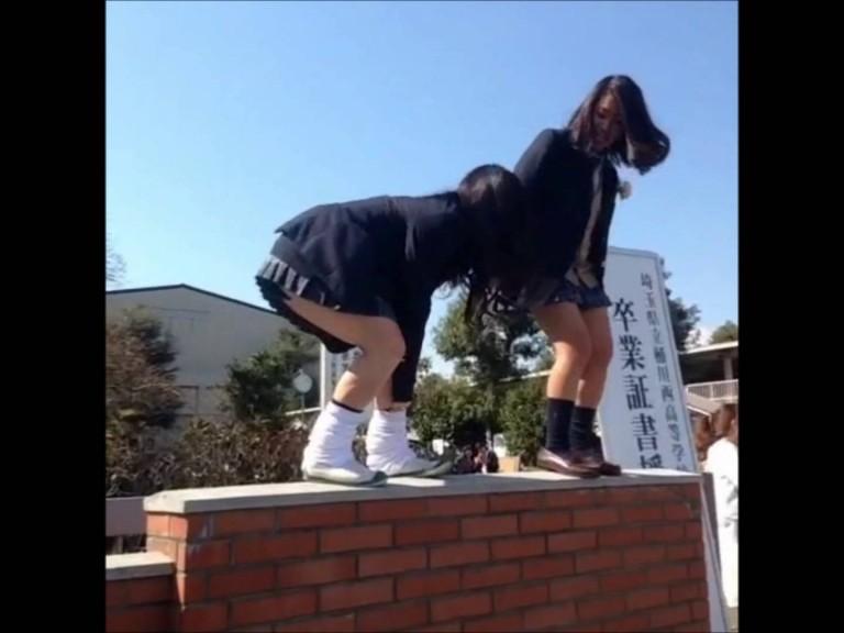 女子が体操座りしている動画集めてみた!