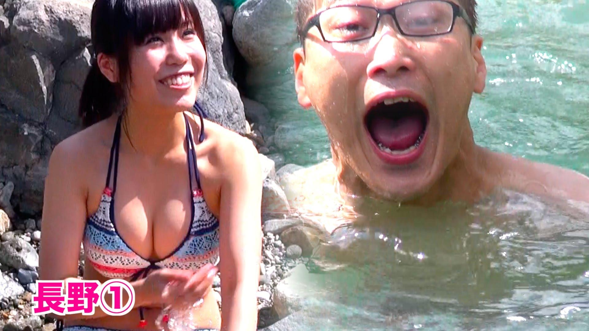 温泉でのセクシーなハプニング動画集~