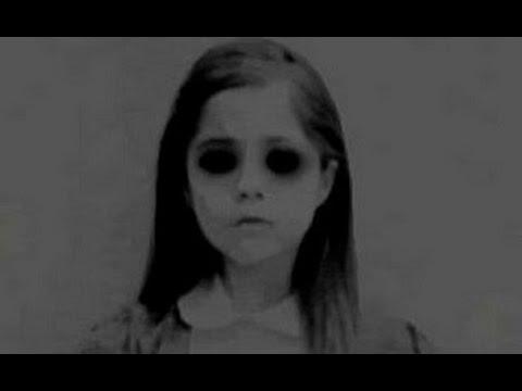 【都市伝説】 黒い目の少女 ※超閲覧注意