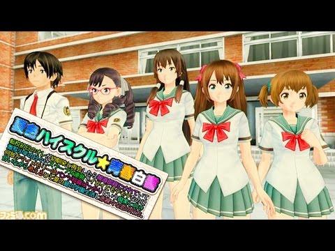 女子高生ののパンティを撮りまくれる夢のようなゲーム 「夏色ハイスクル」実況動画!