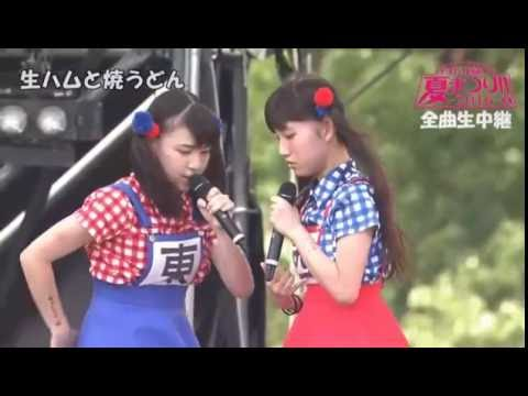 異色の寸劇アイドルユニット!生ハムと焼うどん (西井万理那・東理紗)