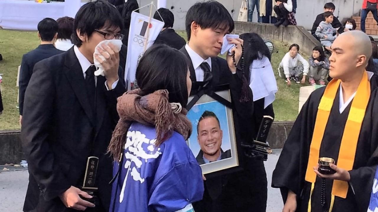 「多摩美術大学芸術祭2016」で佐野研二郎の葬式ごっこ?!