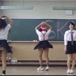 JKが文化祭の練習で踊ってみたら・・・