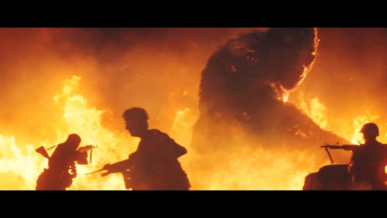 キングコング:髑髏島(ドクロじま)の巨神(2017年)