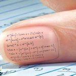 学校のテストで使える巧妙なカンニング方法!