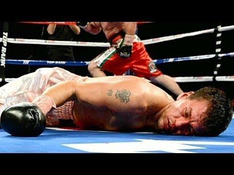 ボクシング史に残る最悪危険なKOシーン!