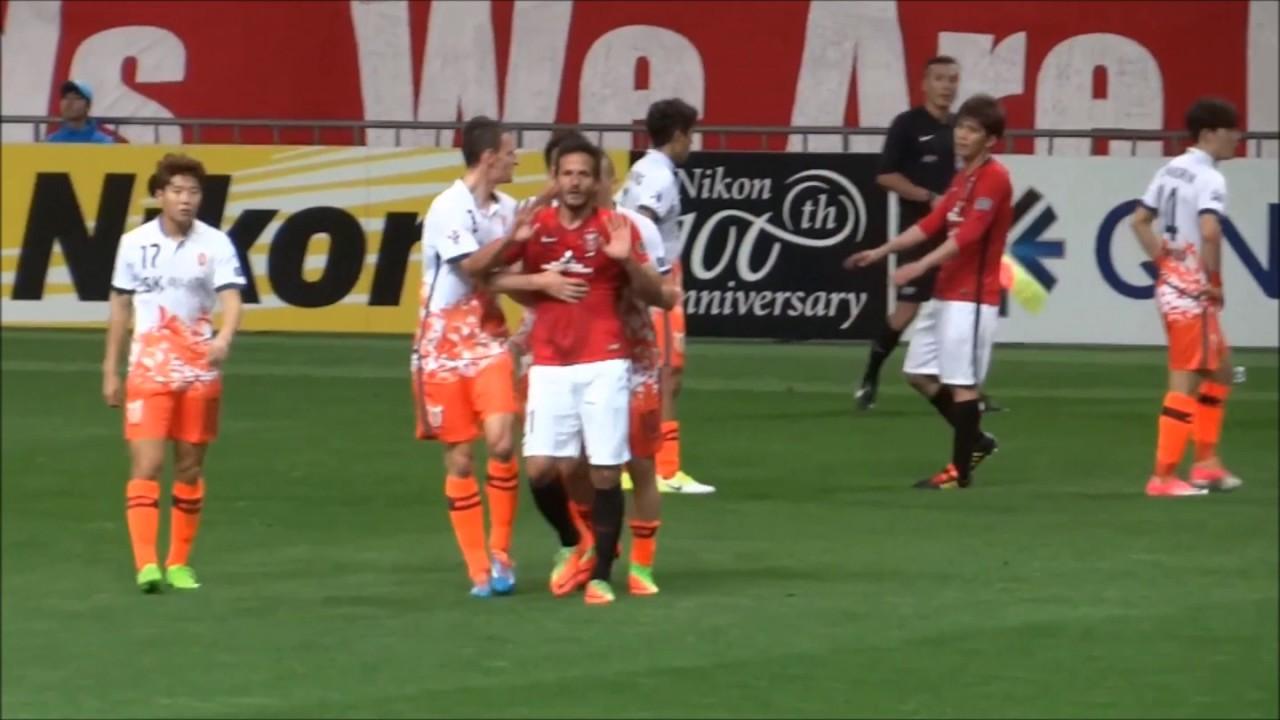 浦和に負けた済州ユナイテッドFC(韓国)の選手たちがあまりに醜すぎる!
