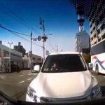 【超危険】ドライブレコーダーがとらえた煽り運転動画!