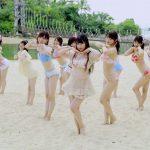 全員水着!「まさかシンガポール」NMB48