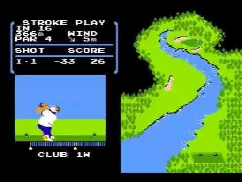 【神動画】1984年 ゴルフ 世界最少スコア40を記録!
