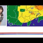 超かわいいNHKの合原明子アナウンサー動画!