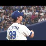 横浜高校OB対決! 松坂大輔 vs 筒香嘉智