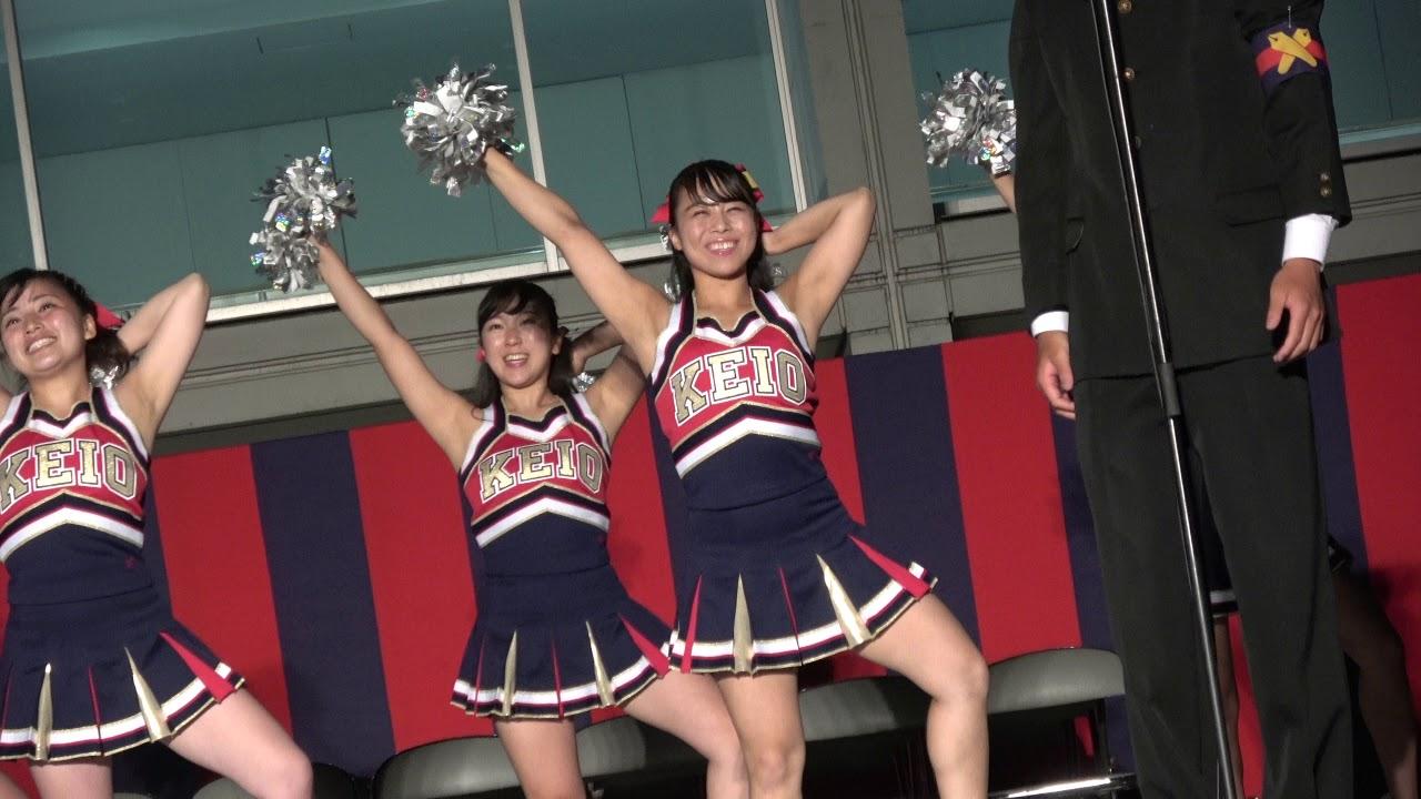 【春季東京六大学野球2018】慶應大優勝祝賀会スペシャルステージ!