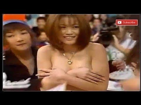 熱湯コマーシャルのハプニング動画!