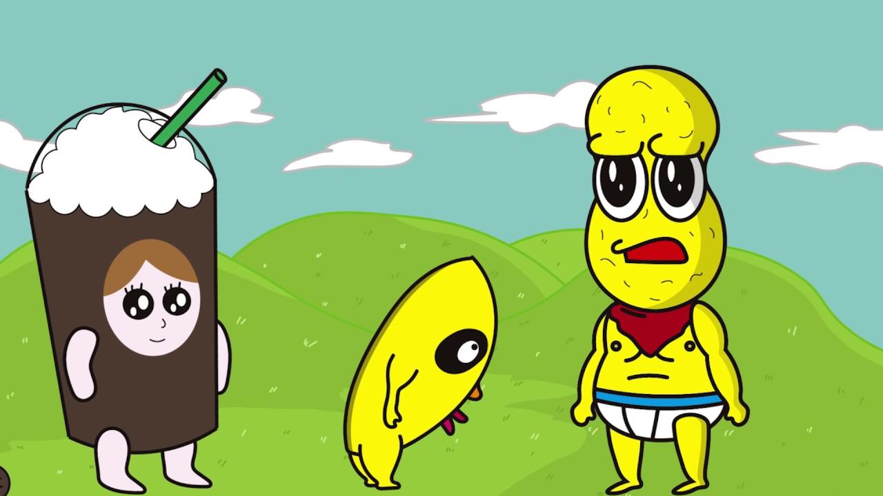 「ピーナッツくん!オシャレになりたい!」
