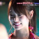 元AKB48 永尾まりやと 小南光司(popteenモデル)がキス!(ラストキス~最後にキスするデート~)