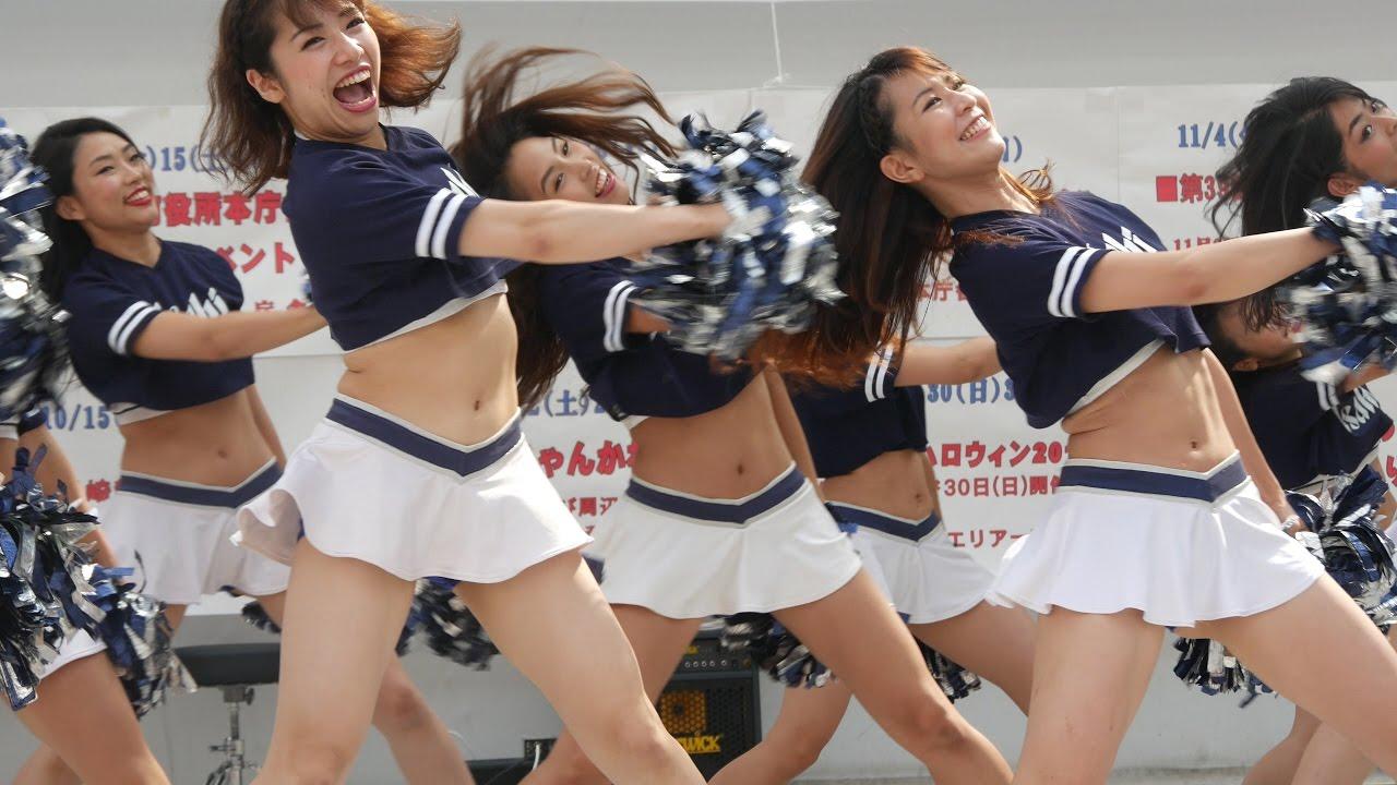 アサヒビールシルバースター チアリーダーSEXY動画集!