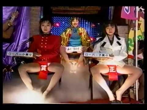 ローバー美々 懐かしのセクシーパンチラ動画集!