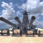 「VR大和ゆっくり実況」VRで戦艦大和の中を覗いてみましょう!