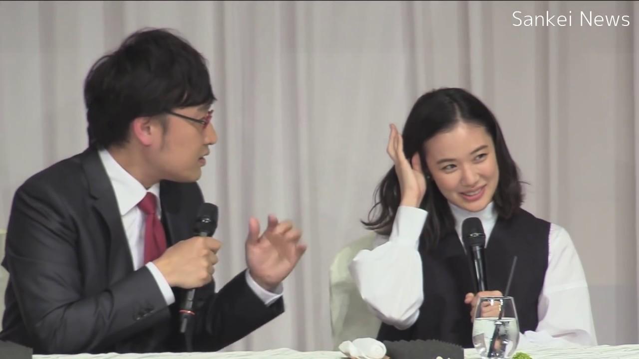 山里亮太♡蒼井優 結婚会見!
