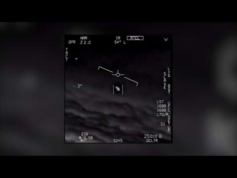アメリカ空軍が認めたUFO動画