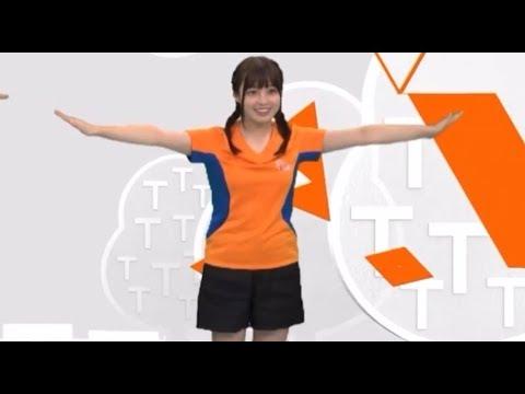 橋本環奈 揺れるDカップおっぱいお宝動画!
