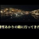 小樽雪あかりの路(小樽市、2月)