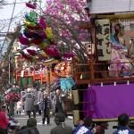 日高火防祭(奥州市、4月29日)