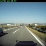【超危険】高速道路を逆走!