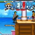 ワンピースの格闘ゲーム!(無料フラッシュゲーム)