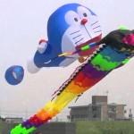 越中大門 凧まつり