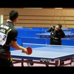 【感動】両手を失った卓球選手!