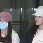 「もう大丈夫です」 川栄さん、入山さんが退院