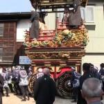 城端曳山祭(南砺市城端 5月)