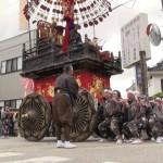 高岡御車山祭(高岡市 5月1日)