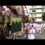 二島祇園(北九州市 7月)