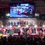 よさこい祭り(高知市 8月9日〜8月12日)