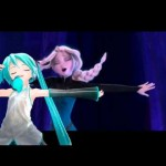 アナと雪の女王のダンシング動画集!