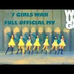 「7 girls war」 Wake Up, Girls!