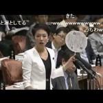 【ルールを守らない法務大臣】松島みどり