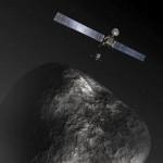 ヨーロッパの探査機「ロゼッタ」が彗星着陸へ