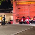 2015年西宮神社 開門神事福男選び