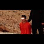 【閲覧注意】イスラム国が公開した後藤さんの殺害映像